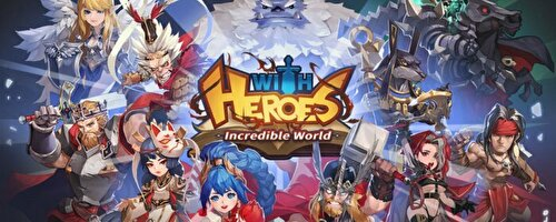 WITH HEROES(ウィズヒーローズ)